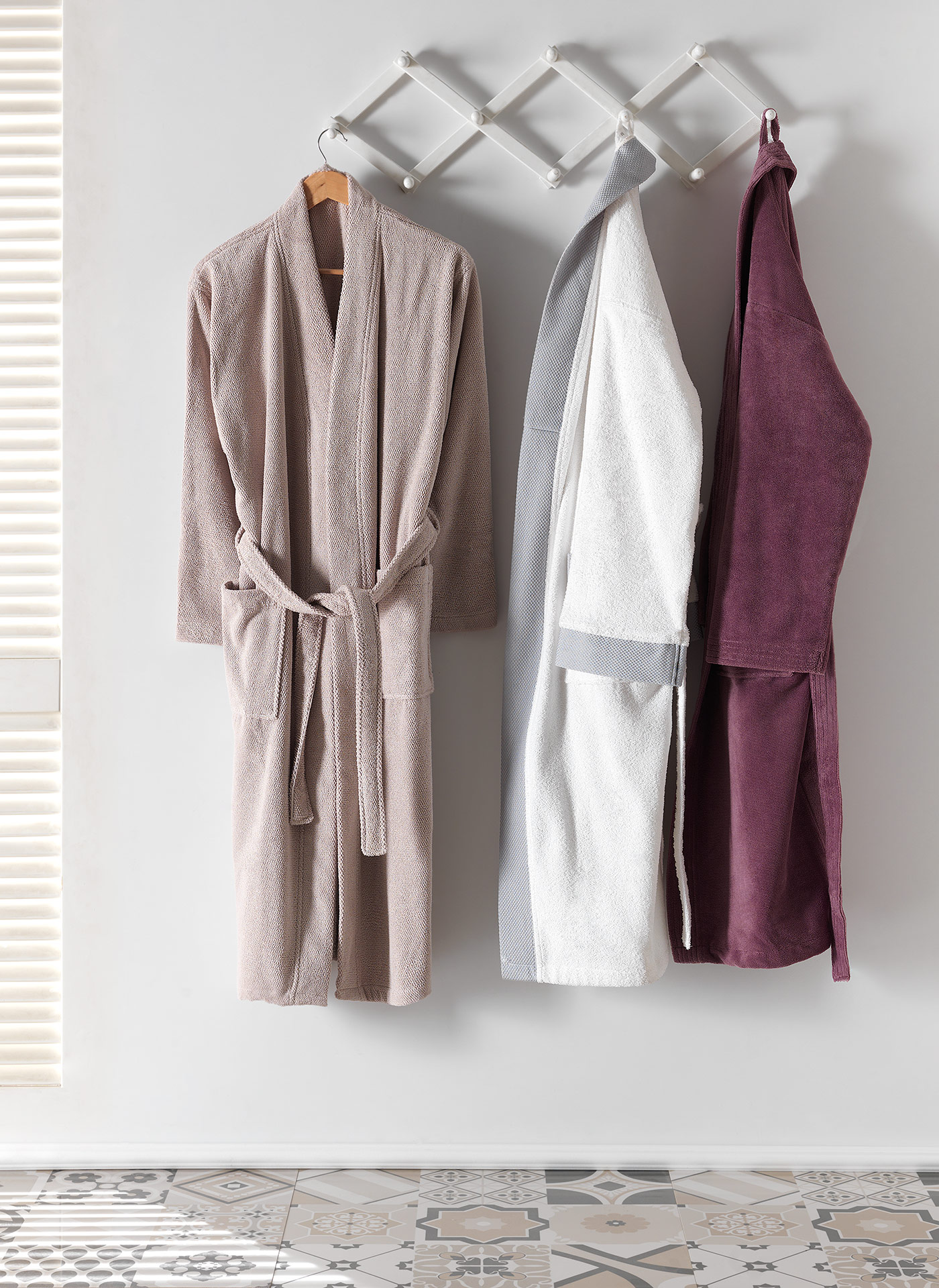 Kımıl Tekstil, towel, bathrobe